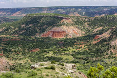 Palo Dura Canyon. In  State Park Stock Photography