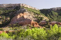 Palo Duro Canyon Stock Photography