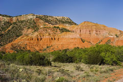 Palo Duro Canyon Royalty Free Stock Photo