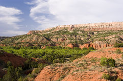 Palo Duro Canyon Royalty Free Stock Image