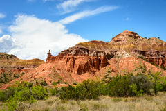 Palo Duro Canyon State Park stock afbeeldingen
