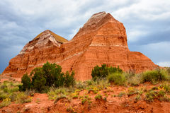 Palo Duro Canyon State Park Stock Image