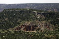 Palo Duro Canyon Stock Images