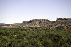Palo Duro Canyon Royalty Free Stock Photography