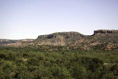 Palo Duro Canyon Royalty Free Stock Photography