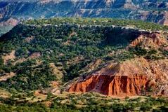 Palo Duro-Schlucht, Texas lizenzfreie stockbilder