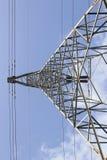 Palo elettrico Immagine Stock