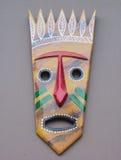 Palo tribal de África Imagen de archivo libre de regalías