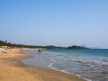 Palolem Beach Royalty Free Stock Photos