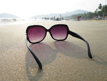 Palolem beach. South Goa, India Stock Image