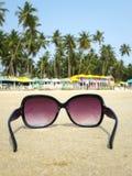 Palolem beach. South Goa, India Stock Photography
