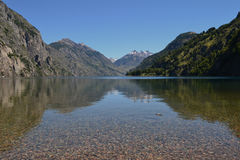 Paloma Lake, Chilean Patagonia Royalty Free Stock Image
