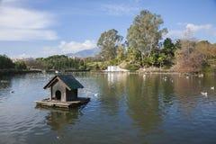 Paloma Park In Benalmadena Royalty Free Stock Photography