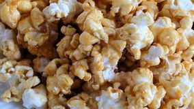 Palomitas de maíz dulce Fotos de archivo