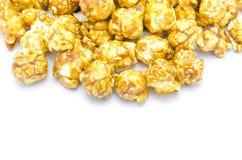 Palomitas del caramelo imágenes de archivo libres de regalías