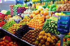 Paloquemao-Markt stockfotos