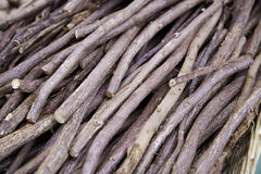 Licorice Sticks Stock Photos