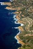 Palos verde Küste Lizenzfreies Stockbild