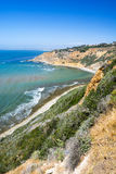 Palos Verdes Beach Royalty-vrije Stock Fotografie
