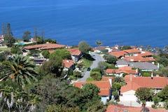 Palos Verdes Estates, Kalifornien lizenzfreies stockfoto