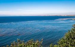Palos Verdes Ocean View Royalty-vrije Stock Afbeeldingen