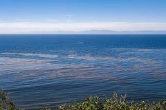 Palos Verdes Ocean View Royalty-vrije Stock Fotografie