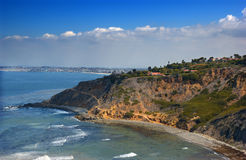 Palos verdes peninsula Royalty Free Stock Images