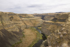 Palouse Country in southeastern Washington State Stock Photo