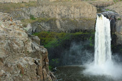 Palouse falls Royalty Free Stock Images