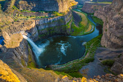 Palouse Falls Stock Photos