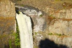 palouse falls Stock Photography