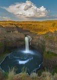 Palouse Falls Stock Photo