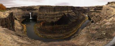 Palouse Falls panorama Stock Image