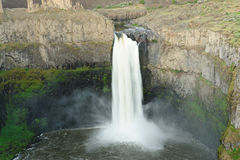 Palouse falls state park Royalty Free Stock Photo