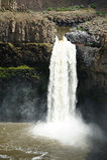 Palouse falls state park Royalty Free Stock Photos