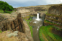 Palouse falls state park Stock Photo