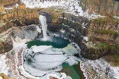 Palouse Falls, Washington State Royalty Free Stock Image