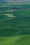 Palouse farm Royalty Free Stock Photos