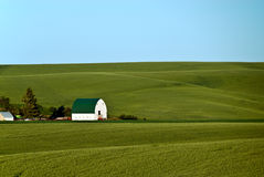 Palouse Farm Stock Image