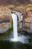 Palouse flodnedgångar Arkivfoto