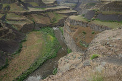 Palouse River Canyon Royalty Free Stock Image