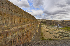 Palouse River and Canyon Stock Images