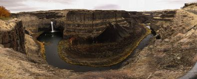 Palouse Spada panorama Obraz Stock