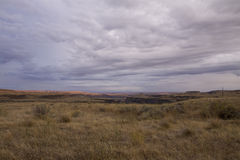 Palouse Valley, eastern Washington State Royalty Free Stock Photo