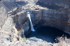 Palouse Waterfalls Stock Images