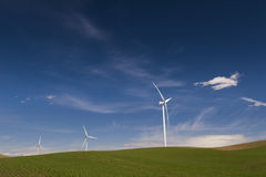 Palouse Wind Farm. Palouse Wind is a 105 megawatt wind farm located in northern Whitman County. Wind has emerged as the country's fastest-growing source of new Stock Photography