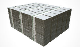 Palowi Rodzajowi Puści banknoty Obraz Royalty Free