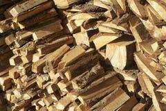palowy drewno Zdjęcie Royalty Free