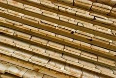 palowy drewno Fotografia Stock