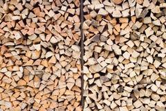 palowy drewno Zdjęcia Royalty Free